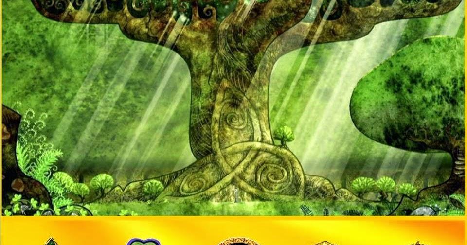 Oraciones milagrosas y poderosas oracion celta para - Cosas que atraen buena suerte ...