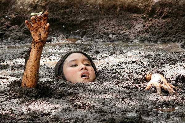É verdade que existe areia movediça?