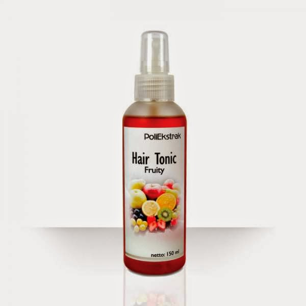 Produk Perawatan Rambut Hair Tonic Fruity