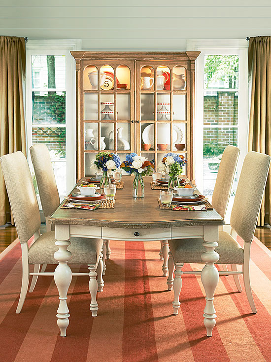2013 Dining Room Furniture Collection : BHG Furniture