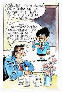 Özel ders karikatürleri 20