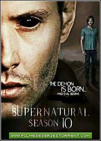 Supernatural 10ª Temporada Legendado Torrent (2014)