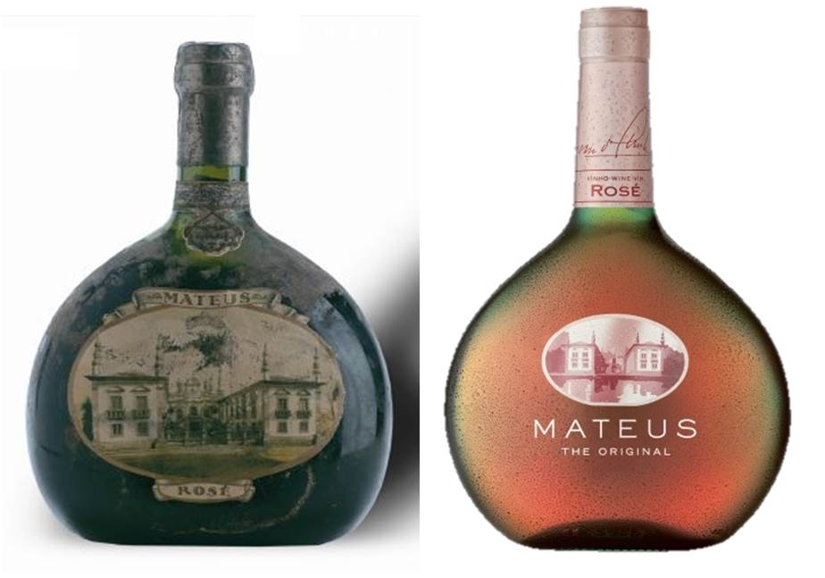 Sediment And If One Green Bottle Mateus Ros 233