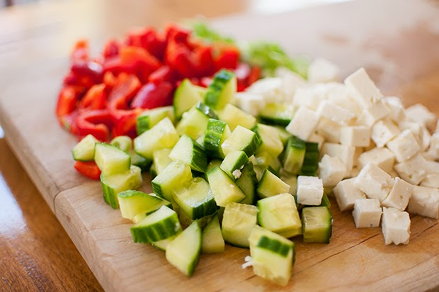College Prep: Basic Quinoa Salad