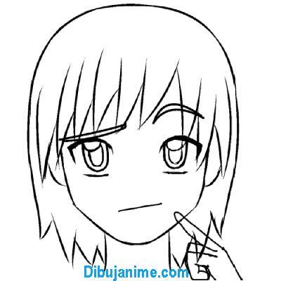 Como dibujar Expresiones del rostro en el Anime  Tutorial