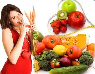 Makanan Bergizi Untuk Ibu Hamil Dan Janin Trimester Pertama