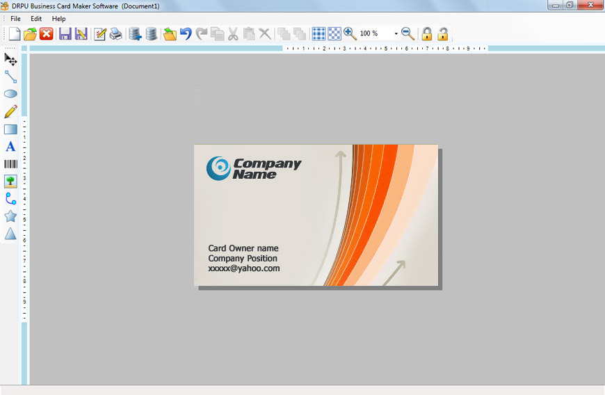 Download Free Business Card Maker - Saveintopc | Save into PC ...
