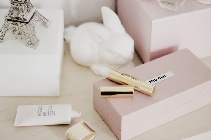 ESTEE LAUDER Double Wear All Day Glow BB Moisture Makeup Aimerose Beauty Blog