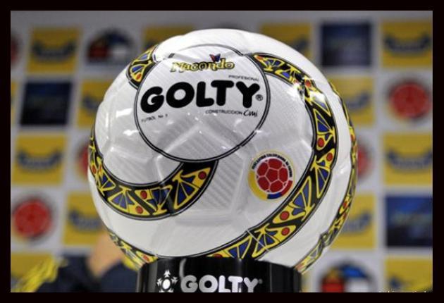 Golty Macondo  Balón con el que jugará Colombia en las eliminatorias 1fc3c1f877dab