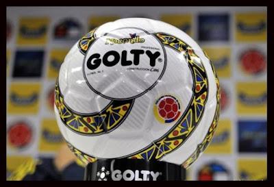 Golty Macondo: Balón con el que jugará Colombia en las eliminatorias