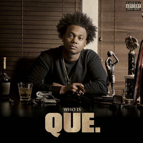 QUE. - Who Is QUE. - EP  Cover