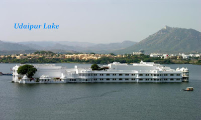 India Travel Udaipur Lake