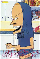 beavis and butthead mtv cornholio