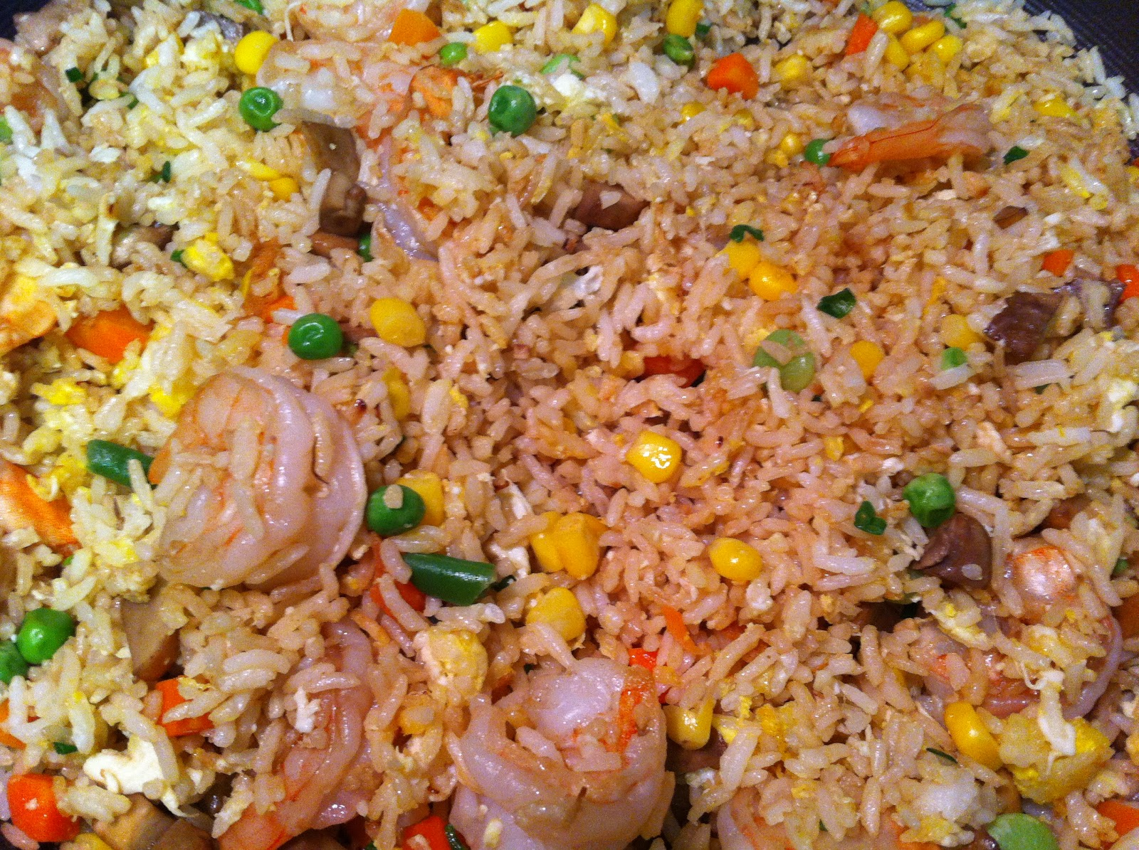 415)Bond: Crockpot Enchiladas & Shrimp Fried Rice