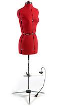 Κούκλα Burda για να ράβετε/κάνετε πρόβα σε ότι μέγεθος θέλετε  (θα τη βρείτε στο Κέντρο Ραπτικής)