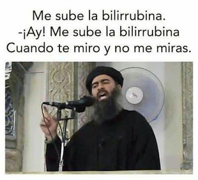 Meme de Humor : Juan Luis Guerra (ISIS)