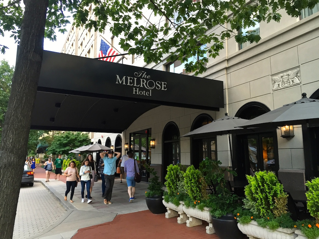 The Melrose Georgetown Hotel Review