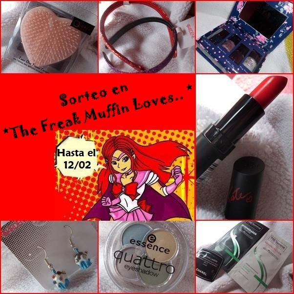 Sorteo en The freak muffin loves