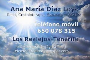 Terapias Reiki, Sanación Espiritual, Cristaloterapia, Aromaterapia