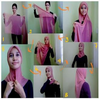 Hasil gambar untuk .jual hijab segitiga