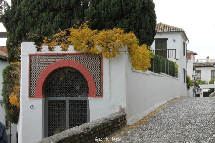 Calles del Albaicín