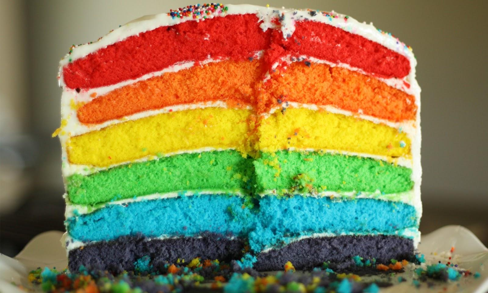 rainbow cake free - photo #47