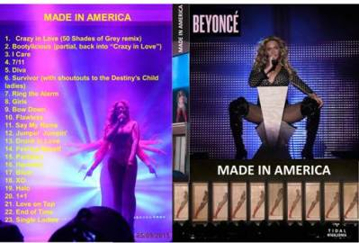 Beyoncé Made in America Festival