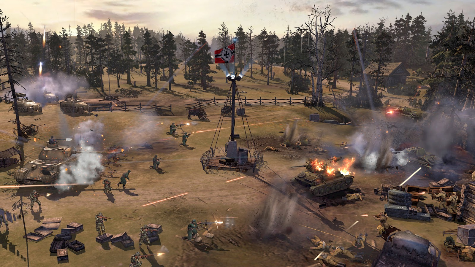 Company of heroes 2 PC game crack Download