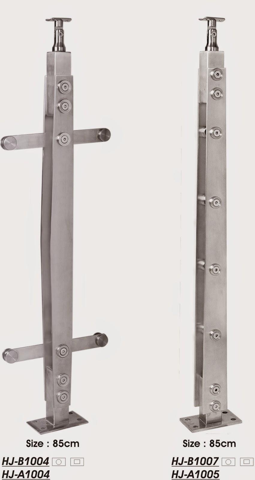 railing tangga modern minimalis