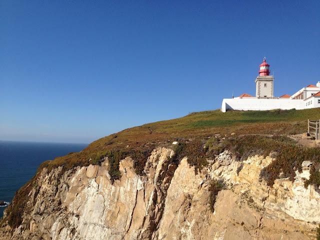westlicher Punkt Europa, Leuchtturm, Lissabon, Lisboa, Sehnsucht, Saudade, Fado, Reiseführer, Städtereise, Portugal