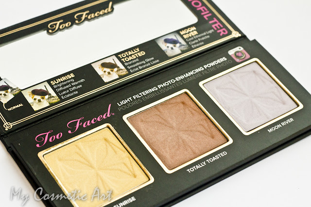 Selfie Powders #TFNOFILTERS paleta de Too Faced