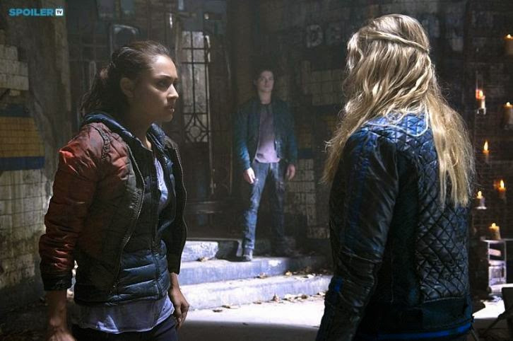 "The 100 - Remember Me - Review: ""Death by a thousand cuts"""