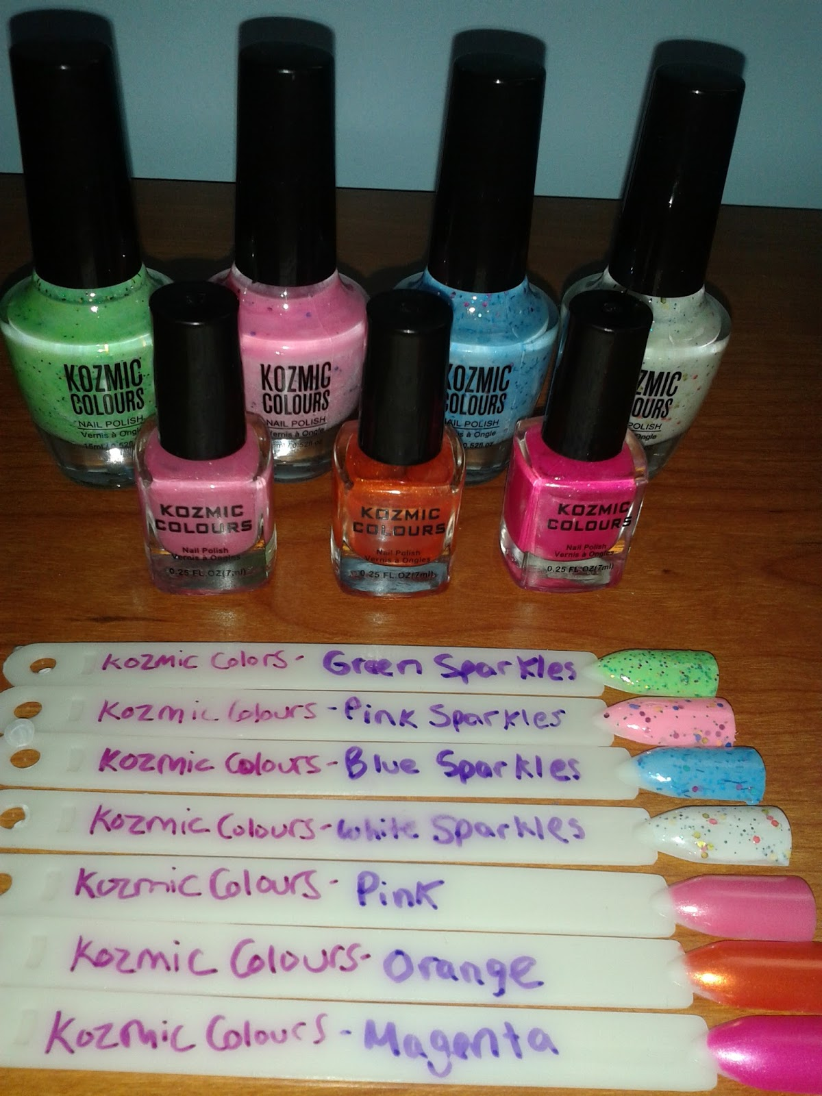 Hooked On Subscriptions: My Nail Polish Collection - Update