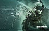 #34 Metal Gear Solid Wallpaper
