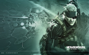 #34 Metal Gear Solid Wallpaper