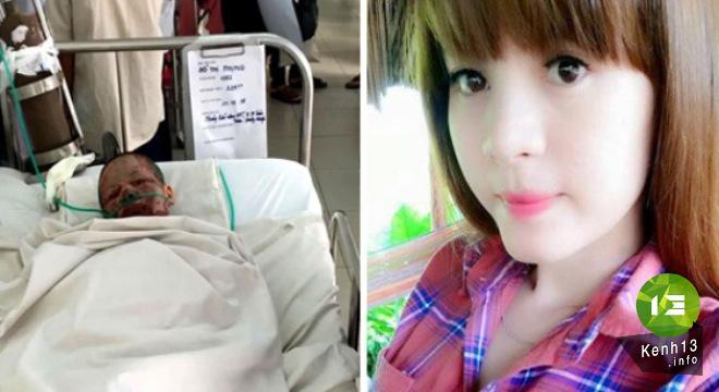 Cô gái Gia Lai xinh đẹp bị người yêu tạt xăng đốt đã qua đời sau 1 tháng điều trị