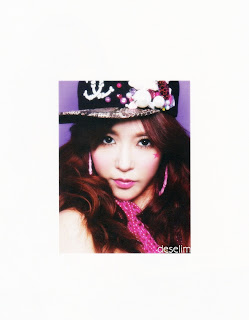 SNSD Tiffany I Got A Boy Photobook 12