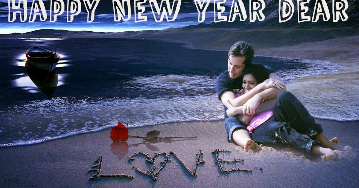 happy new year 2016 romantic images wallpapers for gf