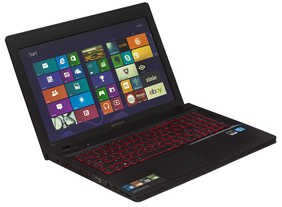 Lenovo Ideapad Y500 Review Gaming Laptop