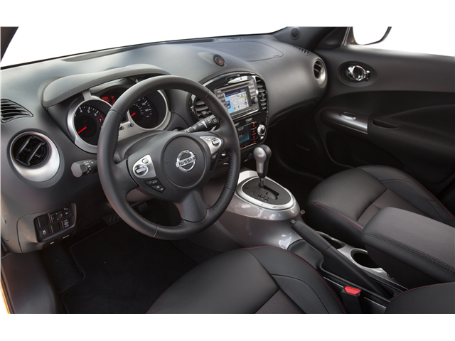 Gallery for 2014 nissan juke interior for Interior nissan juke