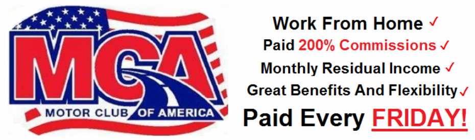 Mca motor club of america mca is an platinum business for Motor club america scam