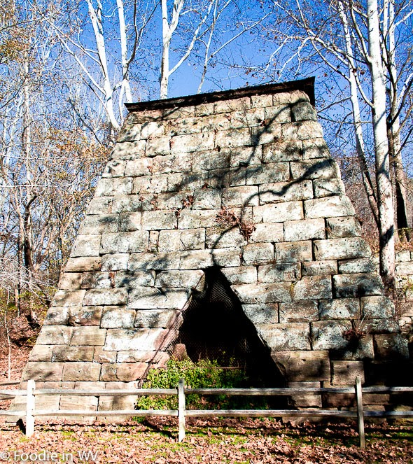 Old Iron Furnace