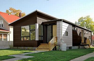 Desain Rumah Kayu Minimalis terbaru 2016 yang Terlihat Anggun