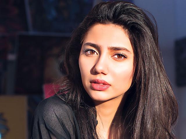QMobile hair Mahira Khan to promote Noir S1. www.inofopaktel.com