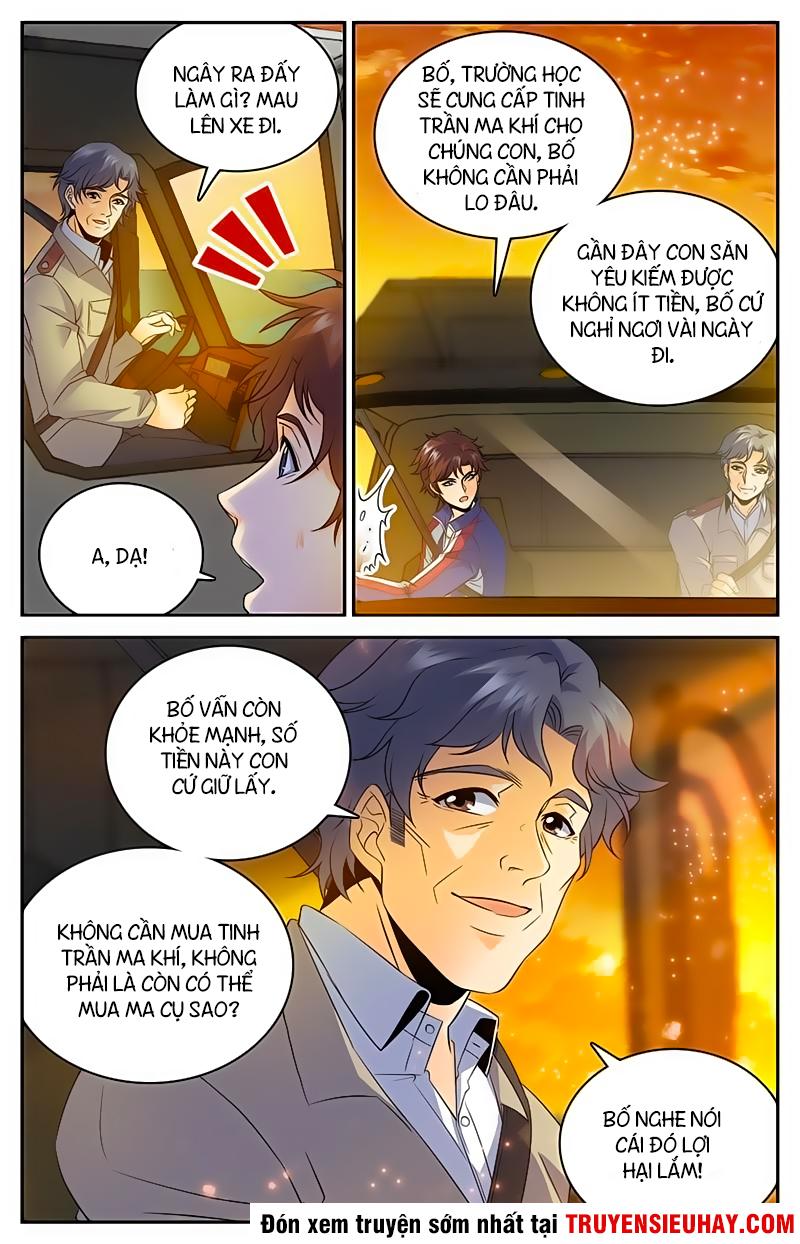 Toàn Chức Pháp Sư trang 5