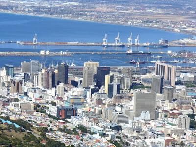 Güney Afrika Uçak Bileti