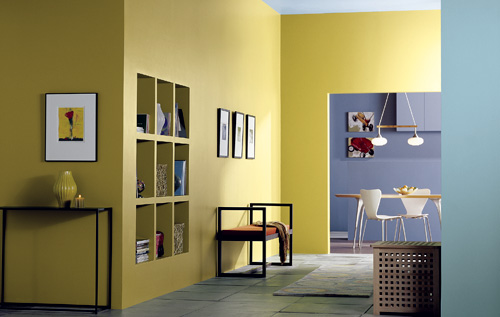 colors in house painting design ideas luck interior. Black Bedroom Furniture Sets. Home Design Ideas