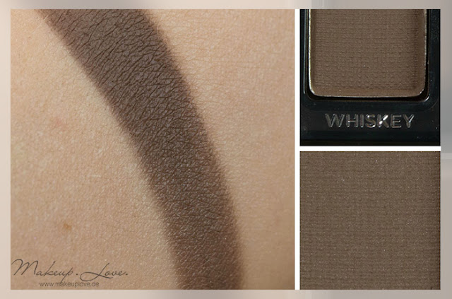 Urban Decay Naked Smoky Palette Review Swatches Whiskey