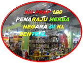 NU-PREP 100 Jenama Malaysia Peneraju Herba Negara di KL SENTRAL 24/7/365