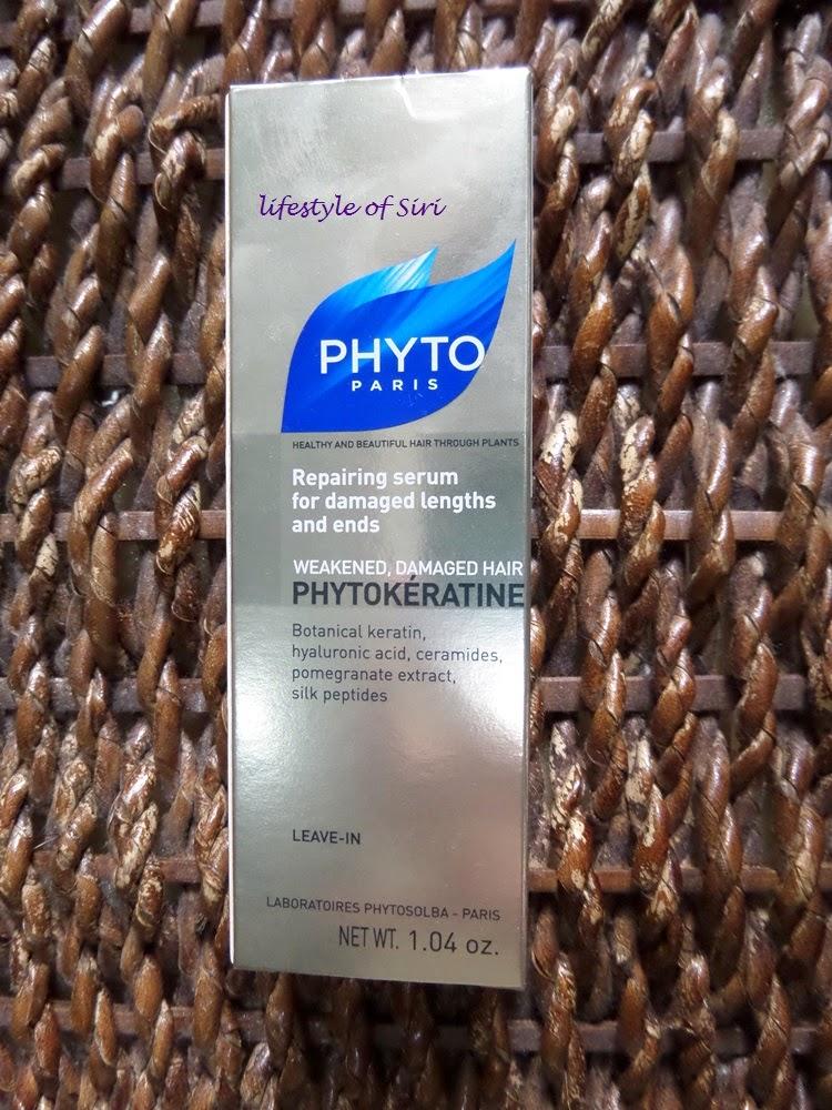 phyto keratin serum
